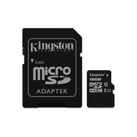 Karta pamięci Kingston Canvas Select 16 GB, microSDHC Class 10