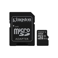 Karta pamięci Kingston Canvas Select 32 GB, microSDHC Class 10