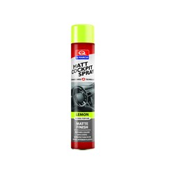 Cockpit Spray Matt, Lemon, 750 ml